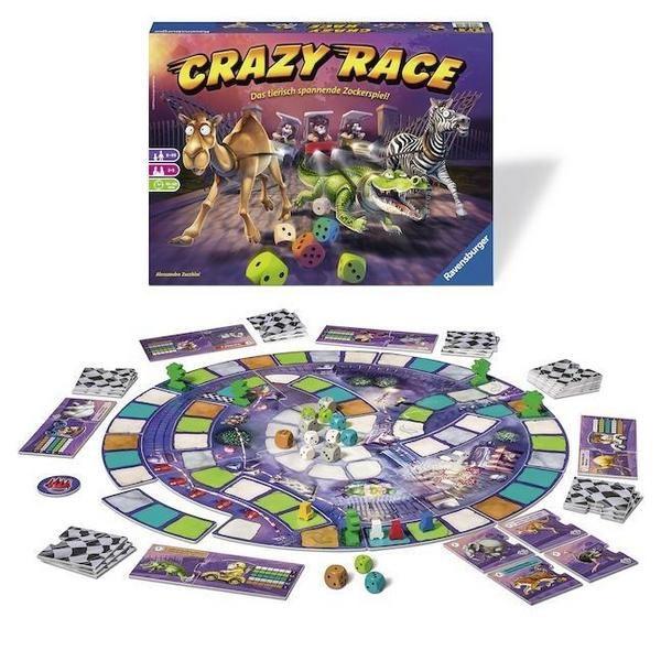 Crazy Race von Ravensburger