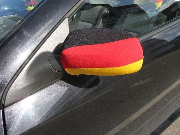 Deutschland Auto-Außenspiegelflagge