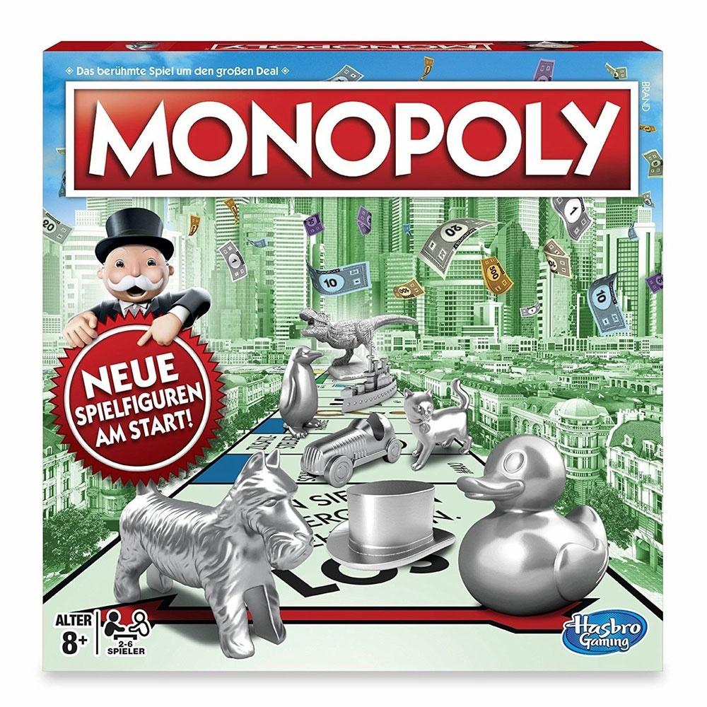 Monopoly Classic Spiel von Hasbro