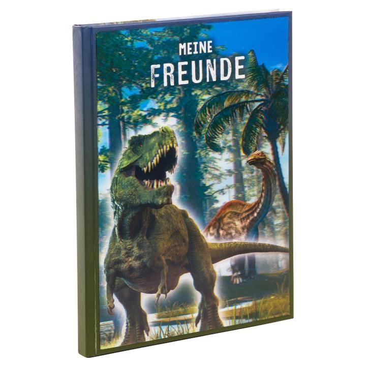Goldbuch Freundebuch 3D T-Rex