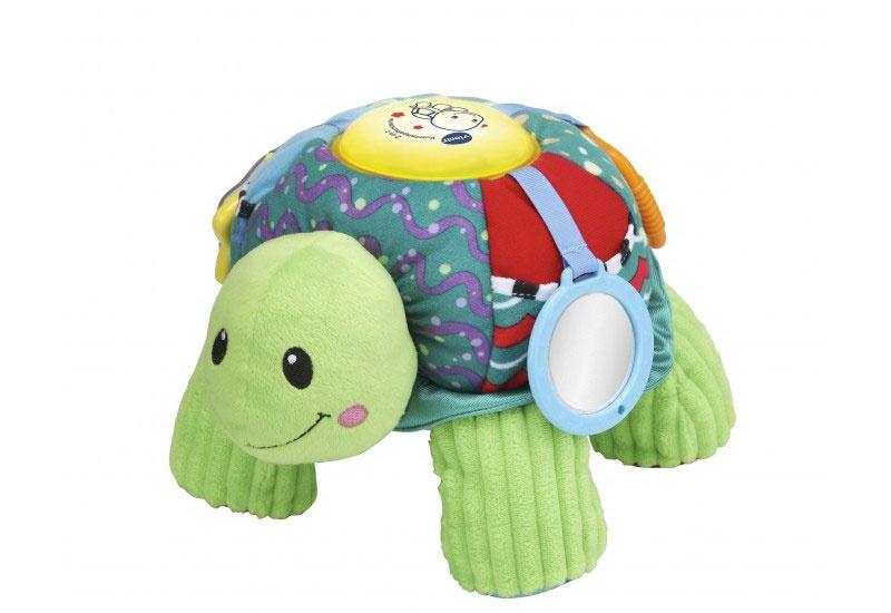 vtech Baby 2-in-1 Kuschelspaßschildkröte