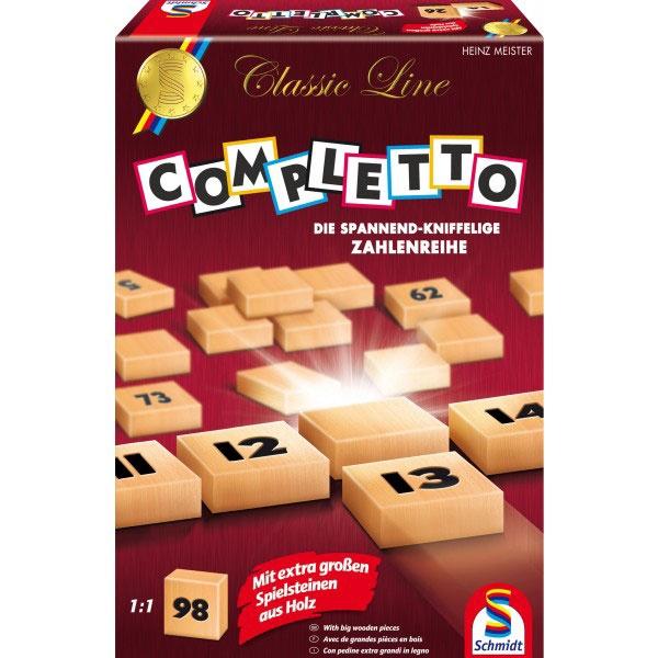 Completto  von Schmidt Spiele