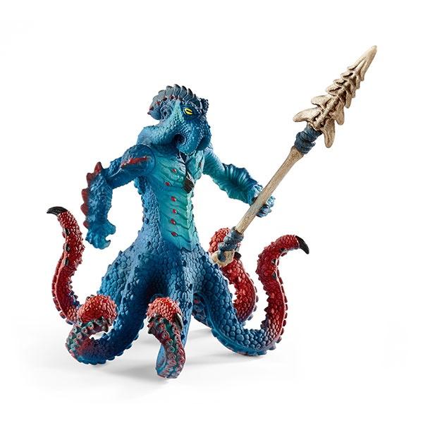 Schleich Eldrador Monsterkrake mit Waffe 42449