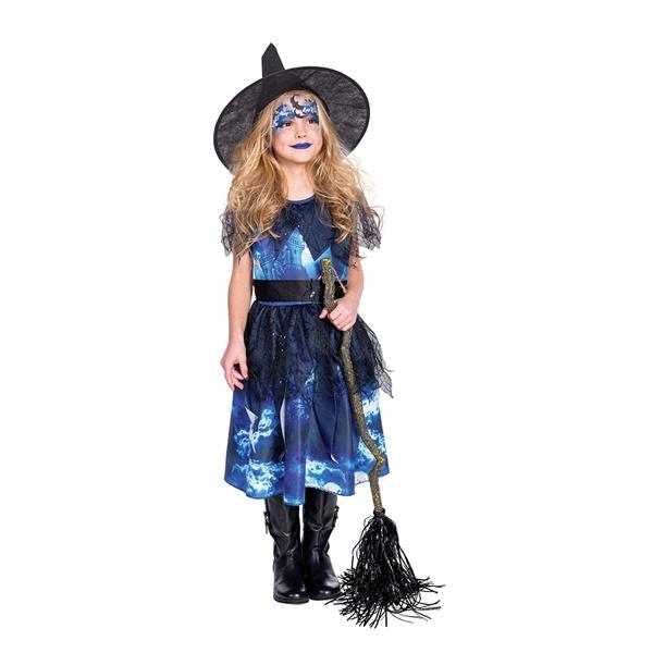 Kostüm Hexe Lotta 128