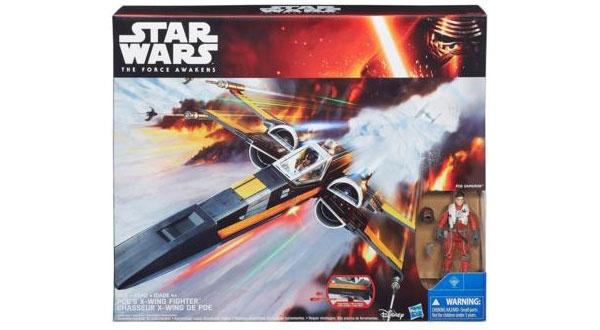 Star Wars Das Erwachen der Macht Fahrzeug Poe Dameron X-Wing