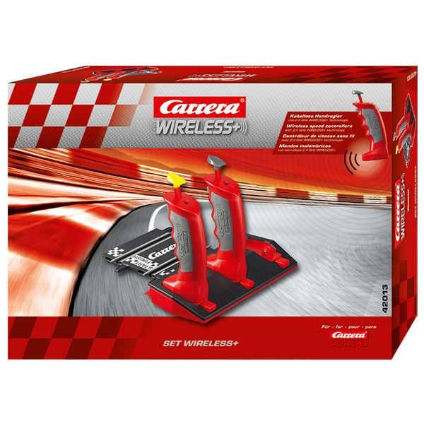 Carrera Digital 143 2.4 GHz WIRELESS+ 42013