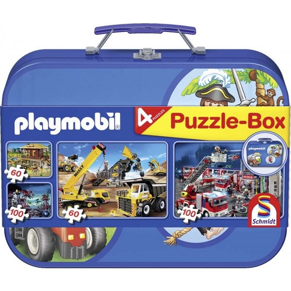 Puzzle Puzzle-Box Playmobil