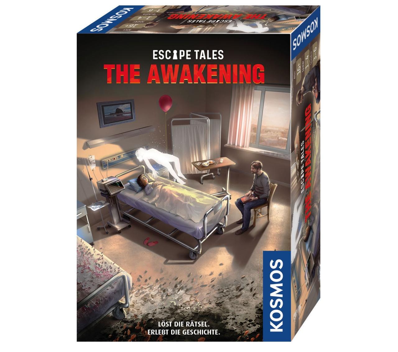 Escape Tales The Awakening Spiel von Kosmos