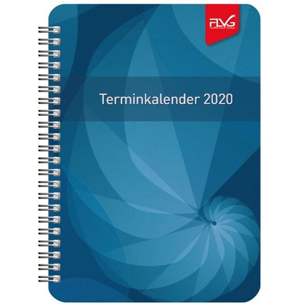 FLVG Terminkalender 2020 A5