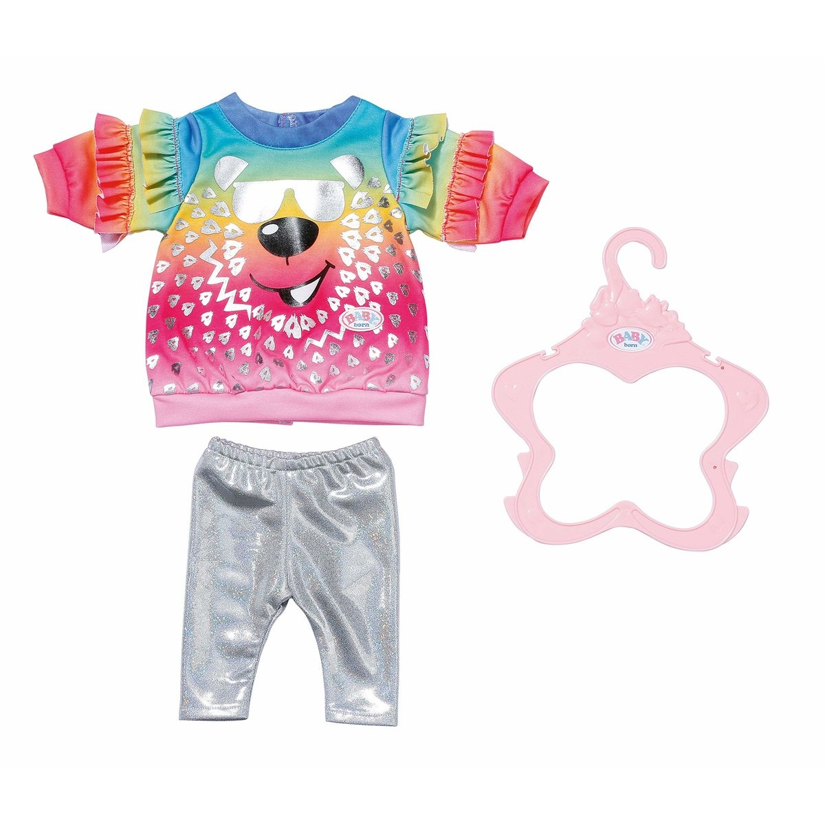 Zapf Creation Baby Born Sweater Outfit 43 cm