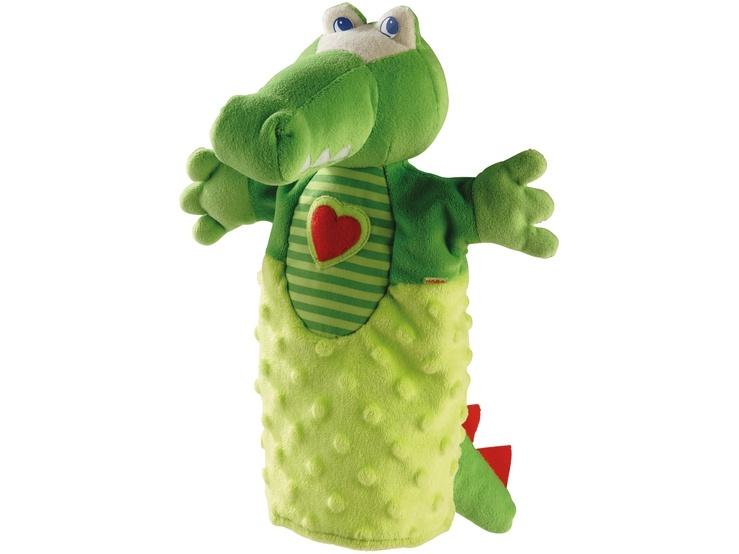 Haba Handpuppe Krokodil