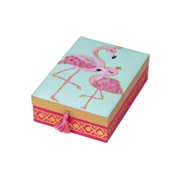 Prinzessin Lillifee Schmuckkästchen Flamingo