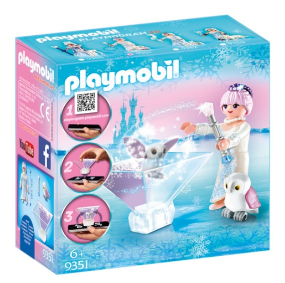 Playmobil 9351 Magic Eisprinzessin Eisblume