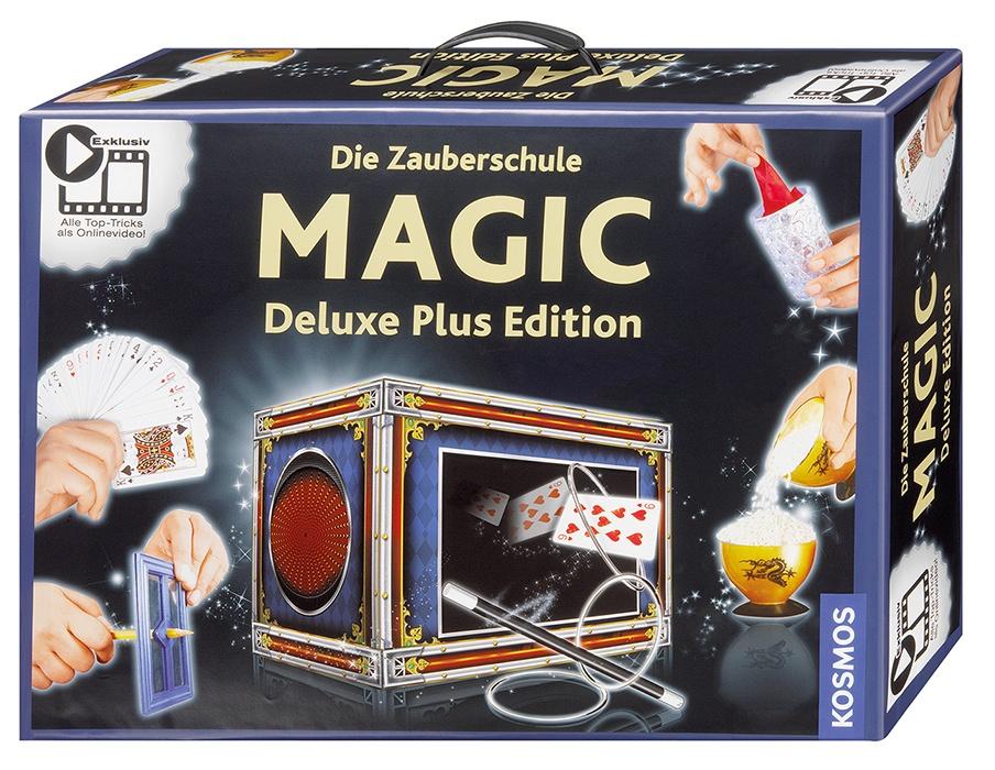 Die Zauberschule Magic Deluxe Plus Edition von Kosmos