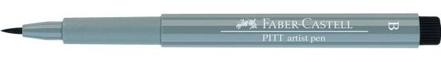 Faber Castell Pitt artist pen cold grey III 232