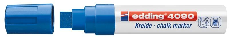 Edding 4090 Kreidemarker blau