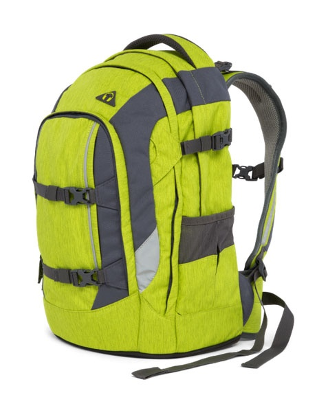 Ergobag Satch Pack Schulrucksack Ginger Lime