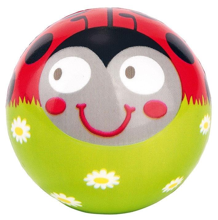 Krabbelkäfer kleiner Springball