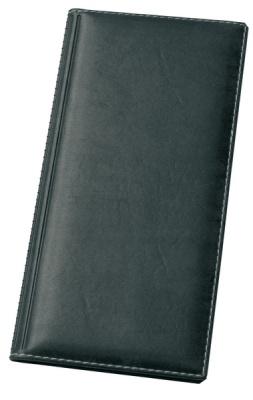 Visitenkartenbuch Exquisit schwarz