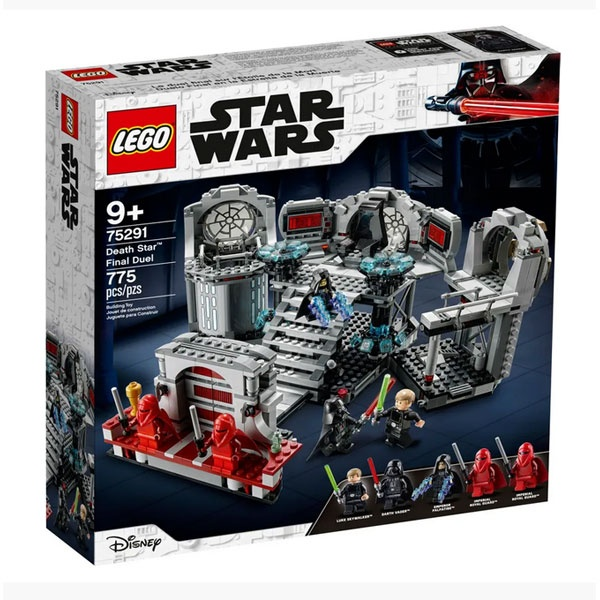 Lego Star Wars 75291 Todesstern - Letztes Duell