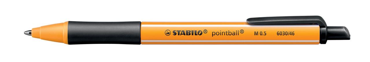 Stabilo Kugelschreiber M 0.5 schwarz
