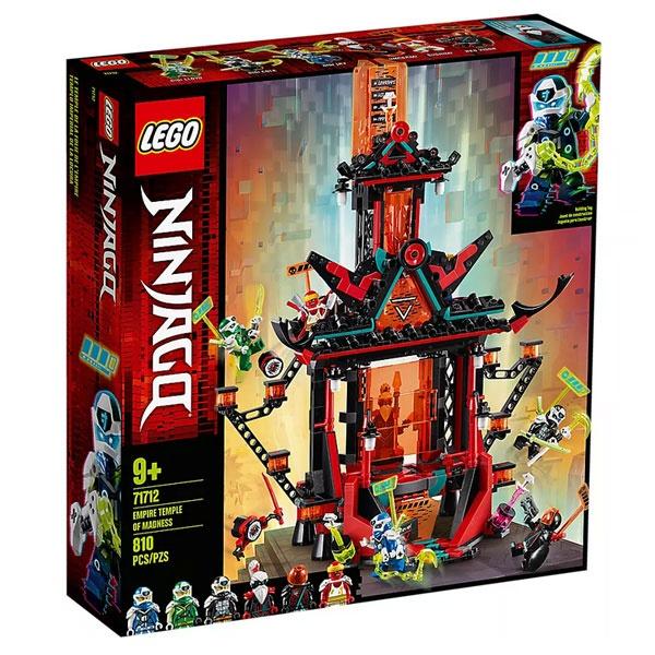 Lego Ninjago 71712 Temperl des Unsinns