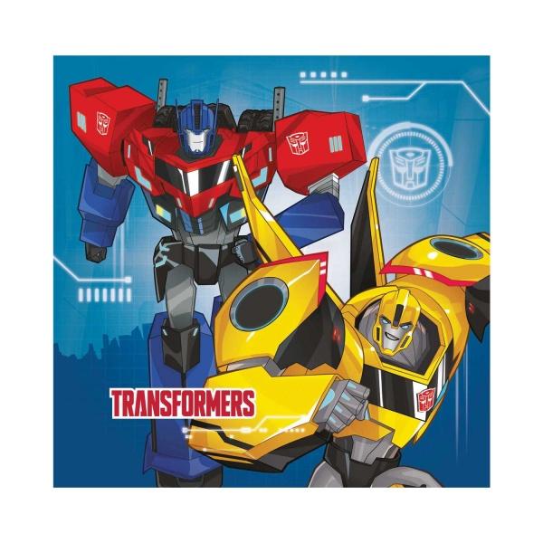 Transformers Party Servietten