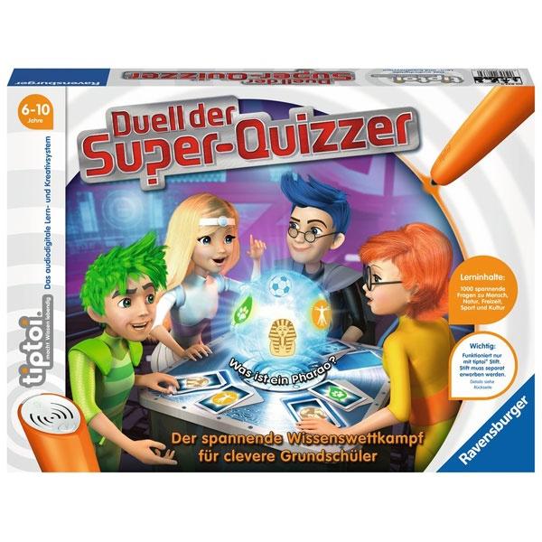tiptoí Duell der Super-Quizzer