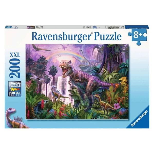 Ravensburger Puzzle Dinosaurierland 200 Teile