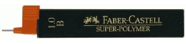 Faber Castell Feinmine Super-Polymer 1,0mm HB