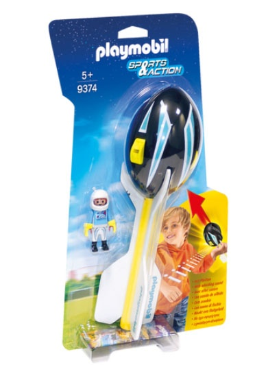 Playmobil 9374 Sports Action Wind Flyer