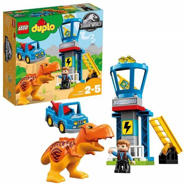 Lego Duplo 10880 T-Rex Aussichtsplattform