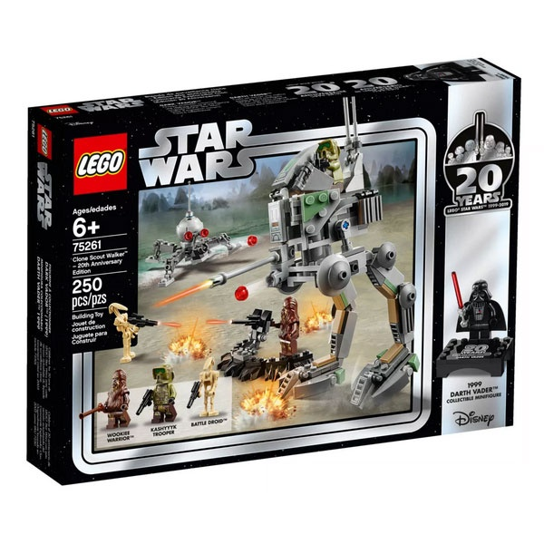 Lego Star Wars 75261 Clone Scout Walker