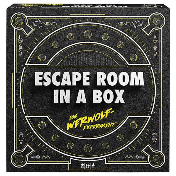 EscapeRoom Das Werwolf-Experiment von Mattel