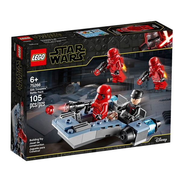 Lego Star Wars 75266 Sith Troopers Battle