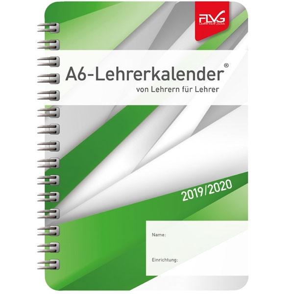 FLVG Lehrerkalender von Lehrern für Lehrer 2019/2020 A6