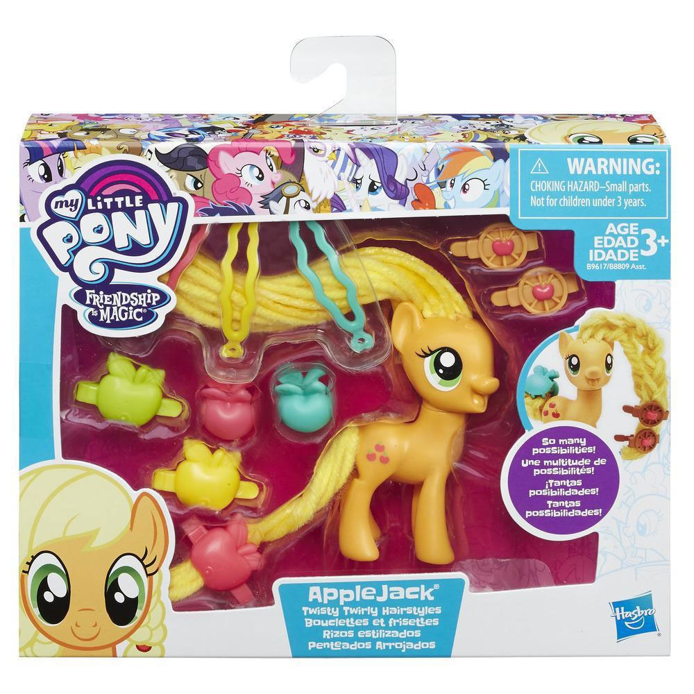 My Little Pony Apple Jack Spaßfrisuren