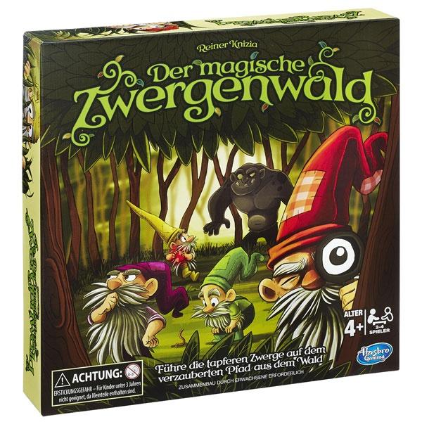 Der magische Zwergenwald Kinderspiel von Hasbro
