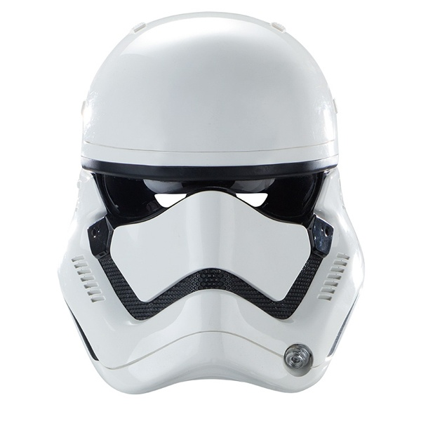 Kostüm-Zubehör Stormtrooper Force Card Mask Ep. VII