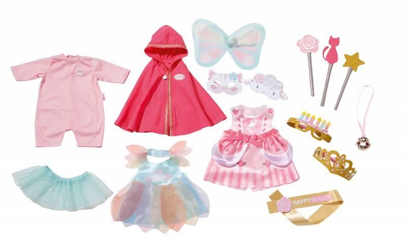 Zapf Creation Baby Annabell Katzenberger Verkleideset