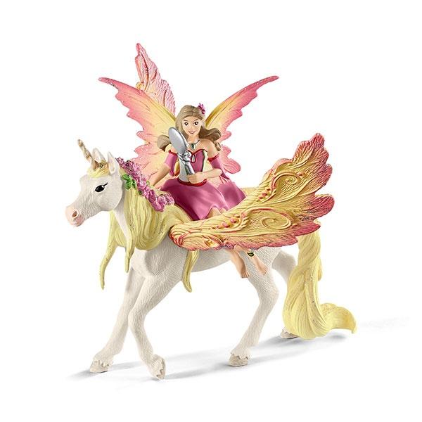 Schleich Bayala Feya mit Pegasus-Einhorn 70568