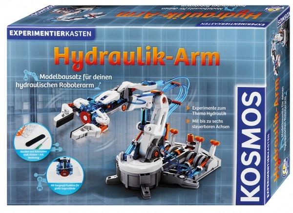 Hydraulik-Arm Modellbausatz für deinen hydraulischen Roboter