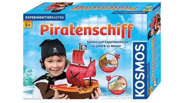 Experimentierkasten Piratenschiff  von Kosmos