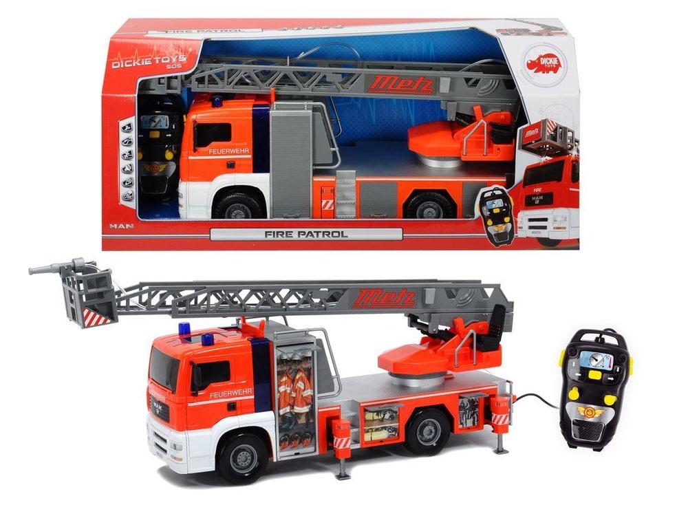 Feuerwehr mit Licht und Sound 50 cm