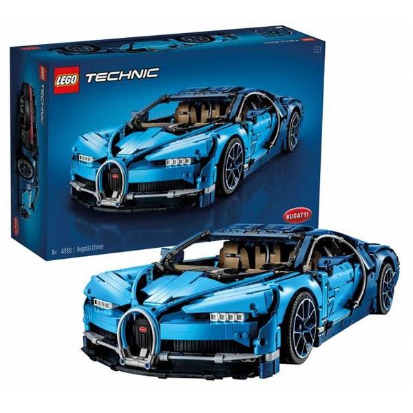 Lego Technic 42083 Bugatti