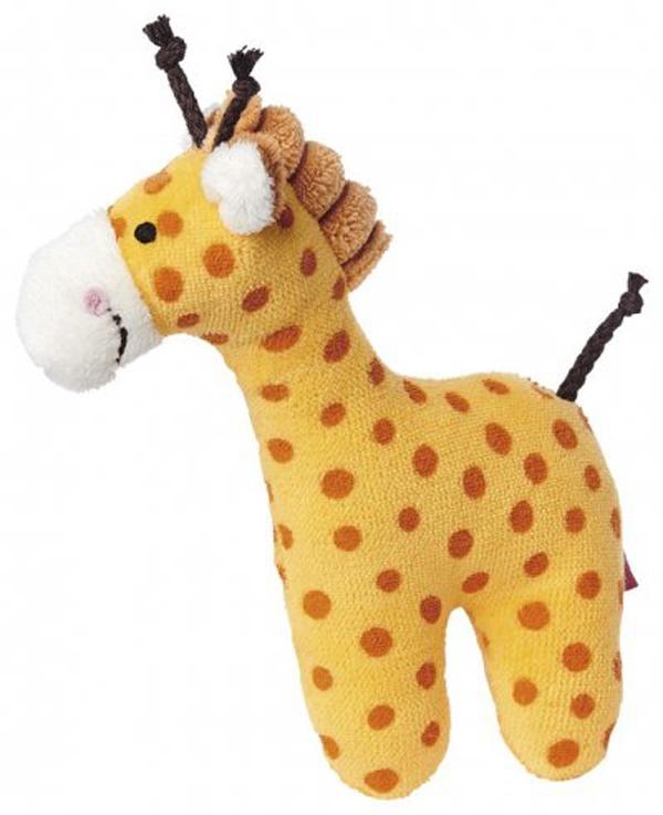 Sigikid Rassel Giraffe MIXMAX 41170