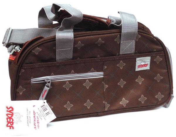Syderf Mustang brown Storttasche