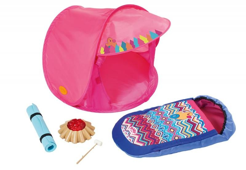 Baby born Play & Fun Camping Set