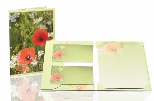 Briefpapier Sommerwiese