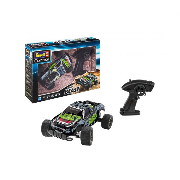 Revell 24646 RC Car Beast Truggy